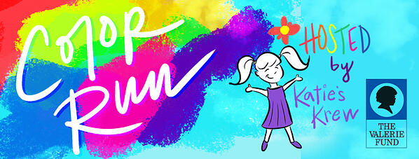 Katies Color Run to Support Pediatric Cancer & Blood Disorders